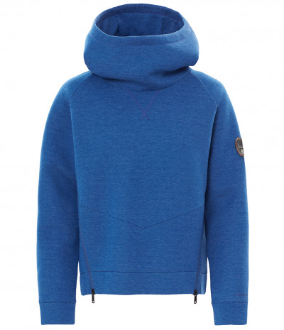 BALTY W HOODY BRIGHT ROYAL SS