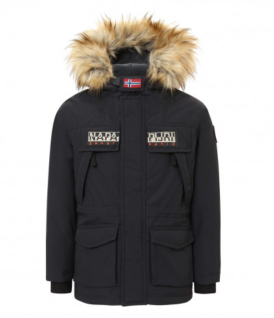 K SKIDOO OPEN LONG 2 BLACK