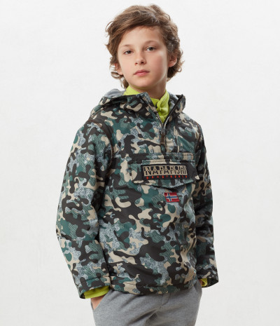 K RAINFOREST CAMU 2 GREEN CAMO