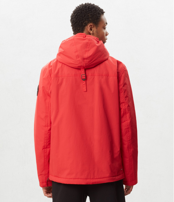 RAINFOREST POCKET HIGH RISK RED