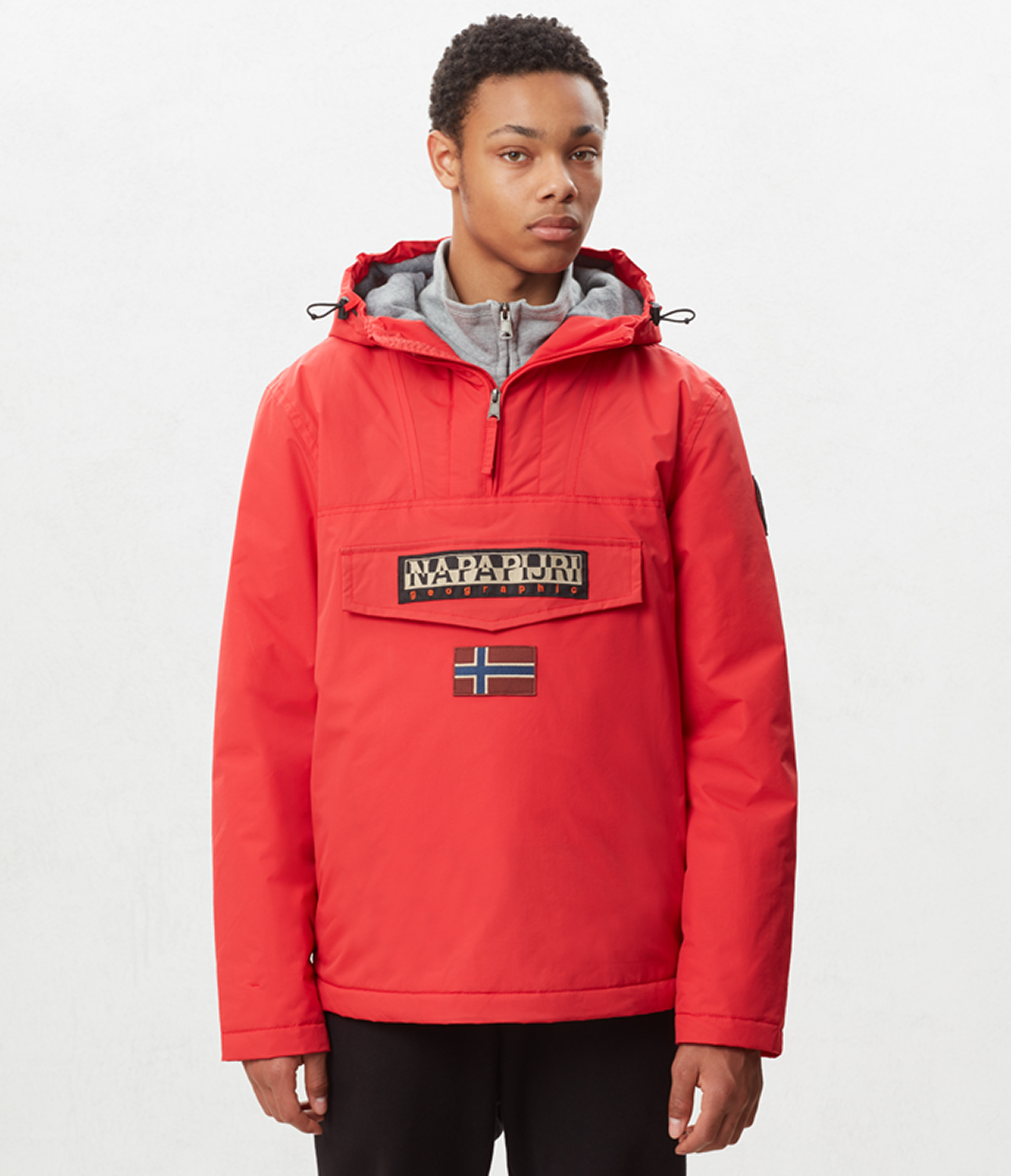 RAINFOREST WINTER 1 HIGH RISK RED