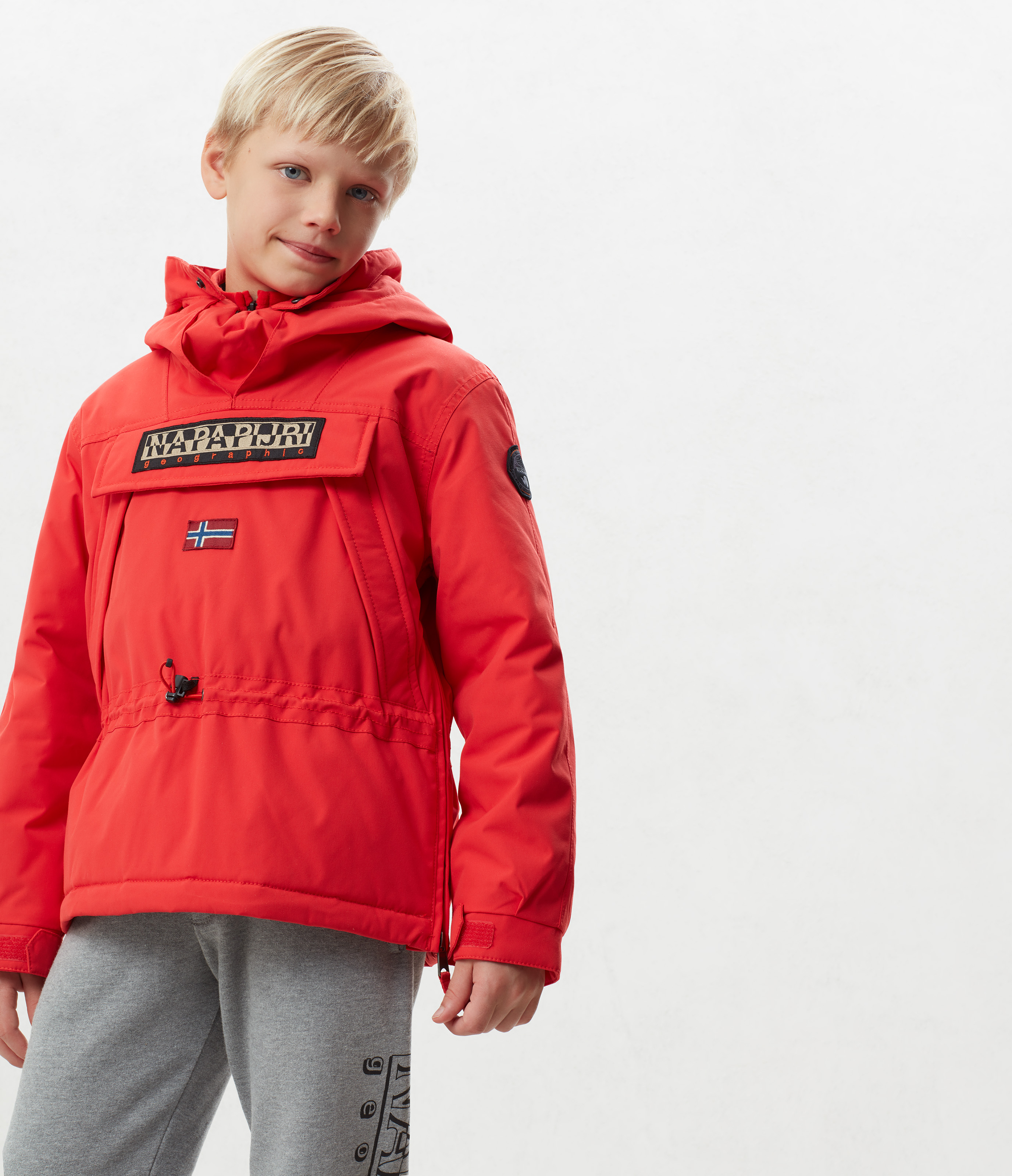 K SKIDOO 2 HIGH RISK RED