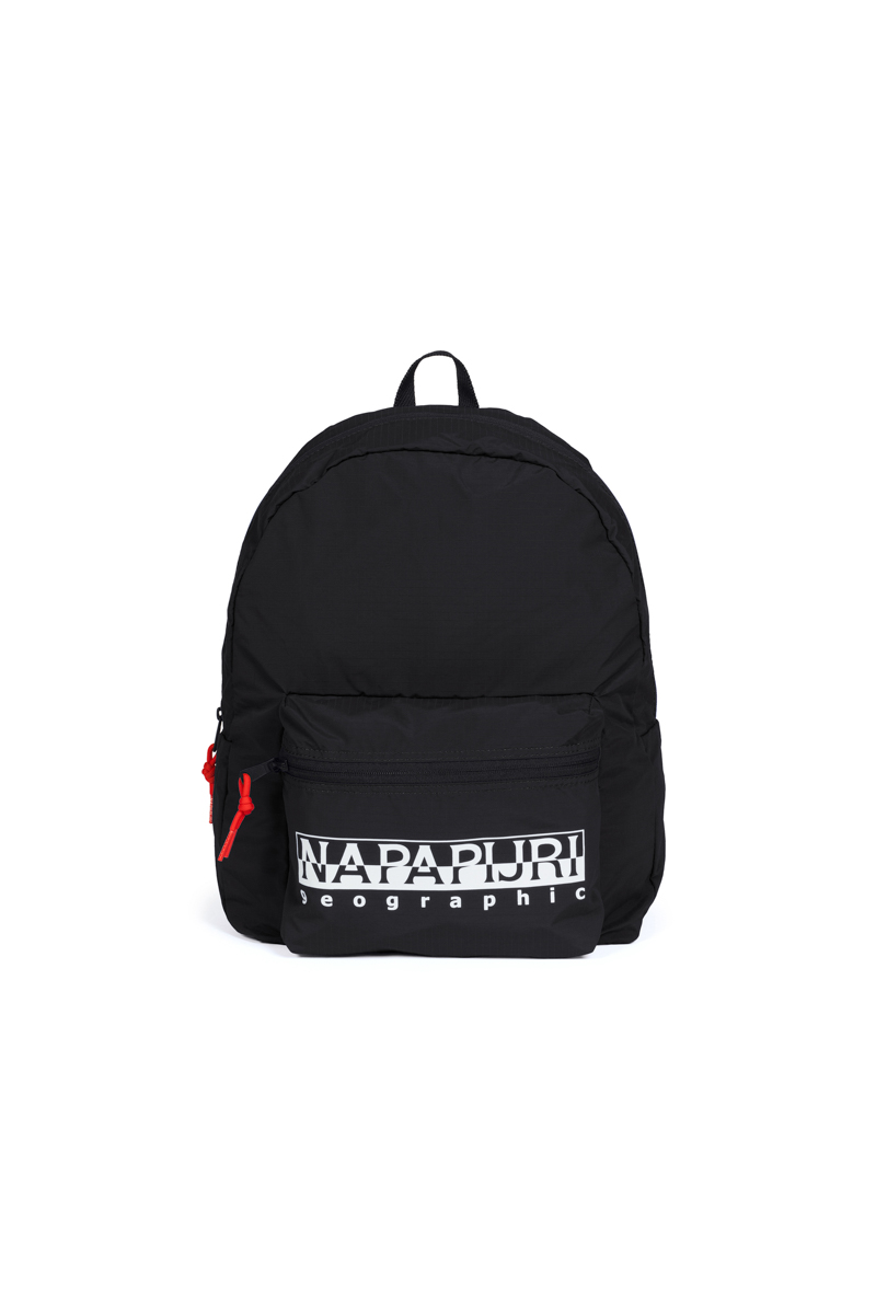 HACK DAYPACK BLACK 041