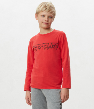 K SOLI LS HIGH RISK RED