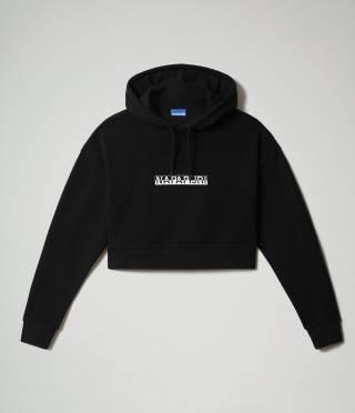 B-BOX CROPPED H S BLACK 041