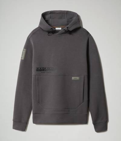 B-OAHU H DARK GREY SOLID