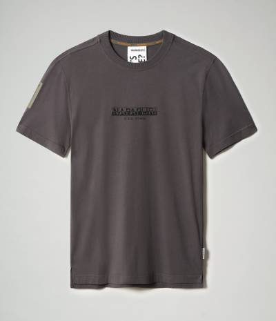 S-OAHU SS DARK GREY SOLID