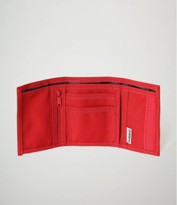HAPPY WALLET 2 OLD RED 094