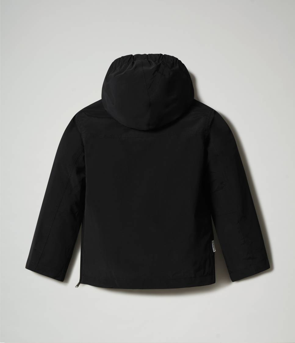K RAINFOREST SUM 3 BLACK 041