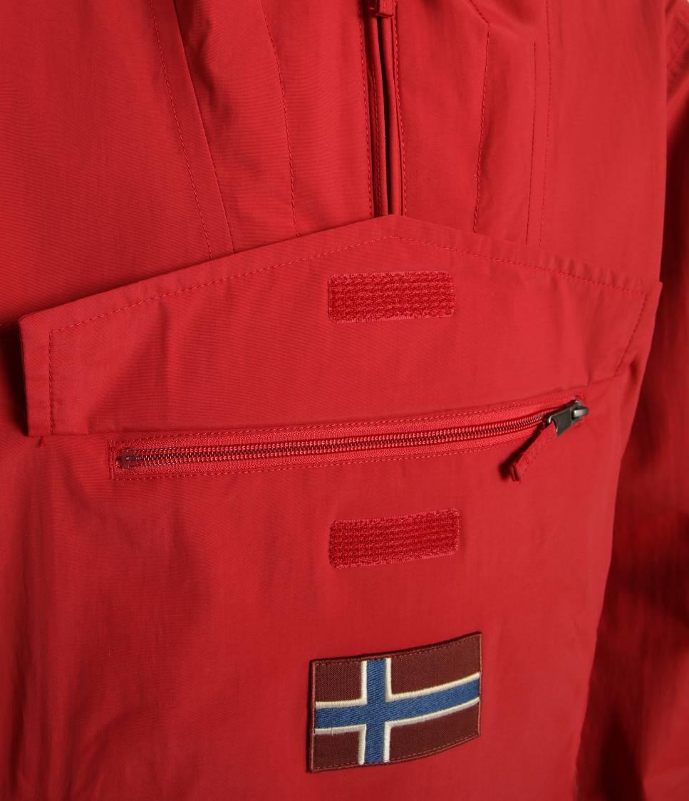 RAINFOREST M SUM 2 OLD RED 094